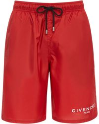 Givenchy - Swimshorts - Lyst