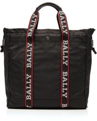 Bally - Wallie Logo Tote Bag - Lyst