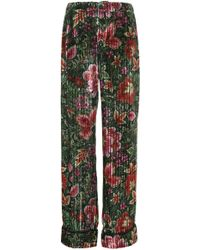 For Restless Sleepers   Etere Floral Pyjama Pant   Lyst