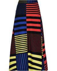 Rahul Mishra - Mondrian Inspired A-line Skirt - Lyst