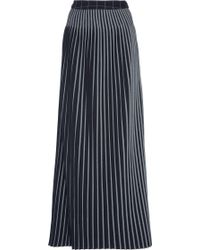 Rahul Mishra - Sunray Pleated Skirt - Lyst