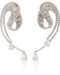 Kavant & Sharart - Giant Wave Earrings - Lyst