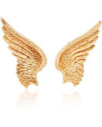 Fred Leighton - Wing Earrings - Lyst