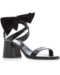 ADEAM - Bow Ribbon Shoe - Lyst