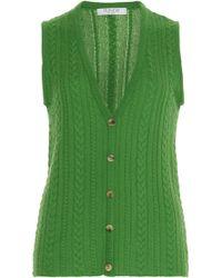 Tuinch - Braided Cashmere Vest - Lyst
