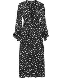 Dalood   Plunging V-neck Dress   Lyst