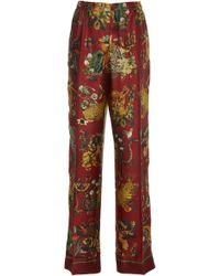 For Restless Sleepers   Ade Pyjama Shirt   Lyst