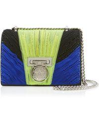 Balmain | Small Rainbow Flap Box Bag | Lyst