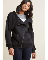 ModCloth - Brunch On The Patio Jacket In Black - Lyst