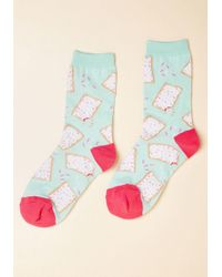 Sock It To Me - Toaster Child Socks - Lyst