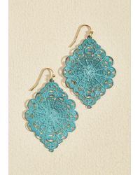 Ana Accessories Inc - Statue Park Perfection Earrings - Lyst