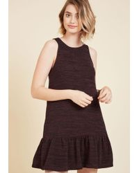 Others Follow - Ruffle And Tumble Sweater Dress - Lyst