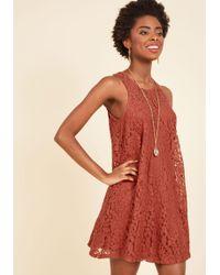 Others Follow - Music Hall Maven Lace Dress - Lyst