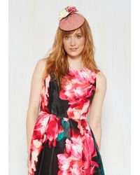 Cara - One In A Milliner Fascinator - Lyst
