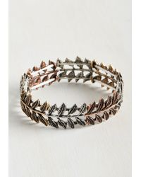 Ana Accessories Inc - Within Arm's Wreath Bracelet - Lyst