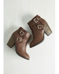 Fortune Dynamic - Let's Mocha Deal Bootie - Lyst