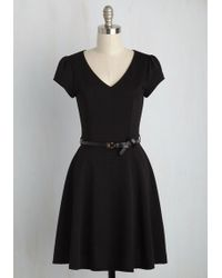 0e6f1a2e12 Celine By Champion - Cooking Classy A-line Dress In Black - Lyst