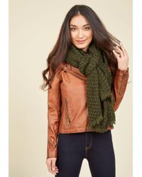 Ana Accessories Inc | Destined Duet Scarf In Olive | Lyst