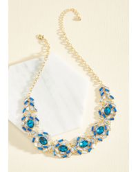 Cara - Glamour Out An Agreement Necklace - Lyst