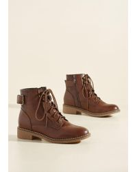 Wanted Shoes - Adventure Ahead Boot - Lyst
