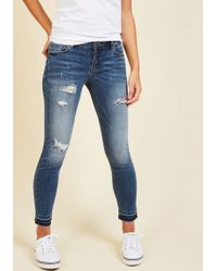 Eunina, Incorporated - Kick Back And Make Snacks Jeans - Lyst