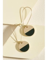 Beijo Brasil - Stunning In Circles Earrings In Pine - Lyst