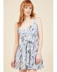 Collectif - Upbeat Afternoon Romper - Lyst