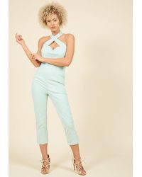 Collectif | Sassy Spectacle Jumpsuit | Lyst