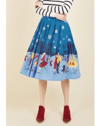 Banned | Frost Impressions A-line Skirt | Lyst