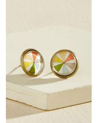 Beijo Brasil - Couleur, Calm, Collected Earrings - Lyst