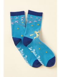 Out Of Print - So Far As To Francais Socks - Lyst