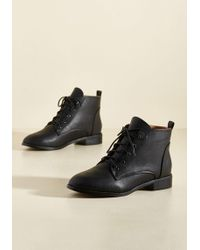 N.y.l.a. - Endlessly Essential Boot In Black - Lyst