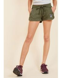 ModCloth - No Holds Barked Shorts - Lyst