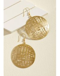 Mata Traders - Giddy For Geometry Earrings - Lyst