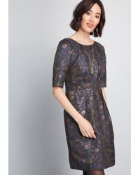 Emily and Fin - Modern Mood A-line Dress - Lyst