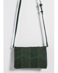 ModCloth - Full Stem Ahead Crossbody Bag - Lyst