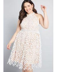 ModCloth - Defining Divine Sleeveless Dress - Lyst