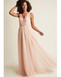 Jenny Yoo - Elegant Environment Maxi Dress - Lyst