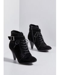 Chelsea Crew - Educated Edge Suede Bootie - Lyst
