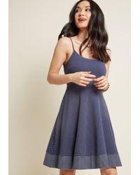 ModCloth - Got That Swing Skater Dress - Lyst