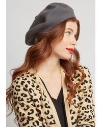 Lyst - Forever 21 Chic Open-Knit Bowler Hat in Black 1bf6288f3726