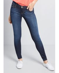 ModCloth - Dandy On The Daily Skinny Jeans - Lyst