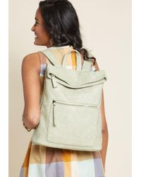 ModCloth - Get Carried Away Convertible Backpack - Lyst