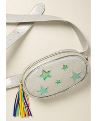 Banned - Cosmic Sparkle Convertible Belt Bag By From Modcloth - Lyst