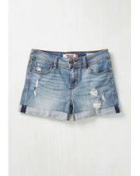 Eunina, Incorporated | Park Back Memories Shorts | Lyst