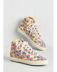 Startas - Everyday Energetic Sneaker In Geometric - Lyst