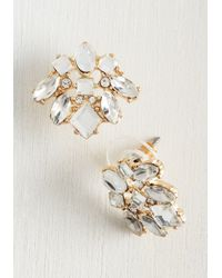 Lydell NYC - Glitz Just What I Had In Mind Earrings - Lyst