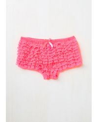 Leg Avenue - My Sweetest State Panties In Hot Pink - Lyst