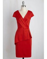 Marina - Exalted Executive Dress - Lyst