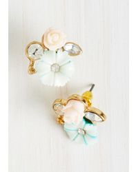 c.A.K.e. By Ali Khan - Precious Posies Earrings - Lyst